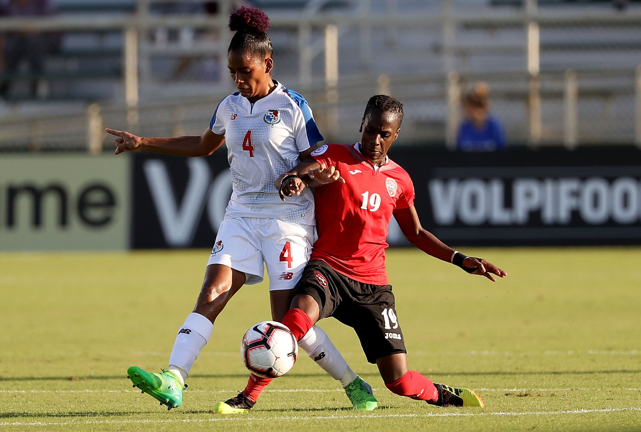 Panama and USA won their opening games of the 2018 Concacaf Women's Championship in Cary, North Carolina ©Getty Images