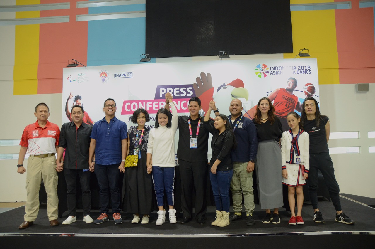 The organisers of tomorrow's Opening Ceremony say the event will be