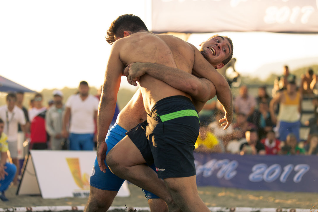 Beach Wrestling World Championships to be first step towards qualification for World Beach Games
