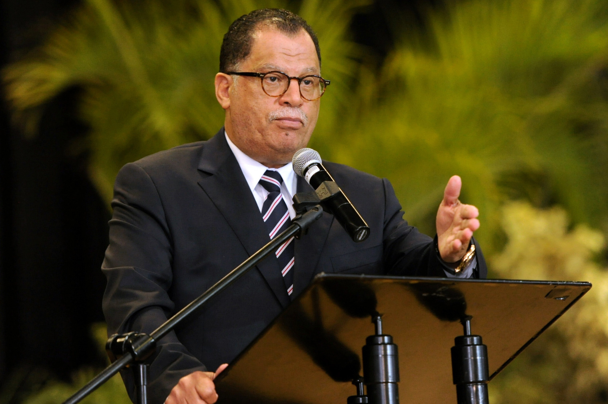 Danny Jordaan has lost his third attempt to be elected to the FIFA Council ©Getty Images