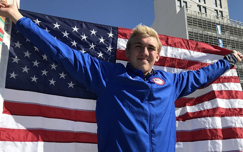 Rugby player named United States flagbearer for Buenos Aires 2018