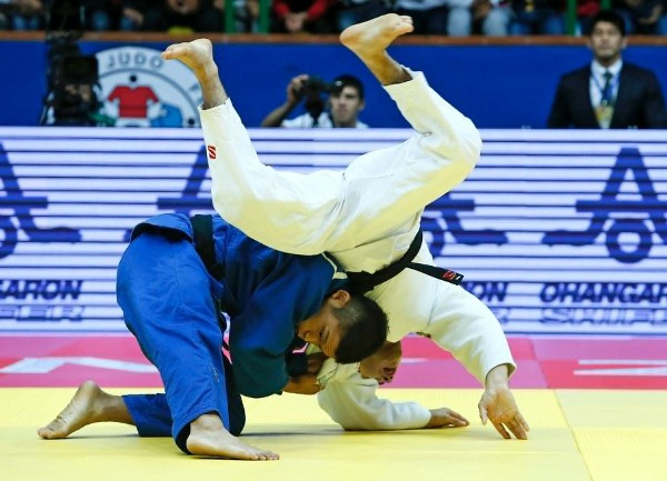 Japan at the double on opening day of IJF Grand Prix in Tashkent