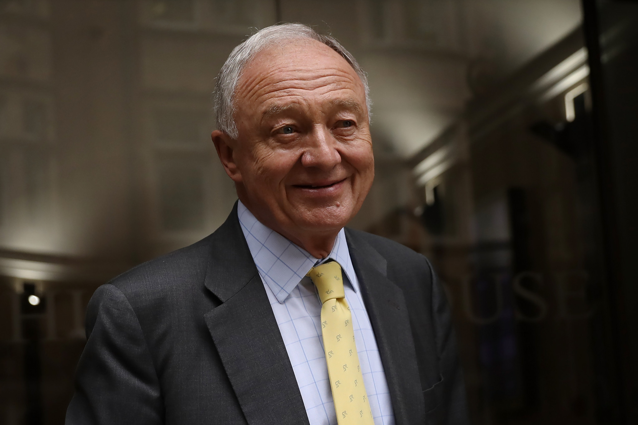 Lord Paul Deighton claimed Ken Livingstone, former London Mayor, was an example of a politican realising the potential of the Olympics to deliver key projects ©Getty Images