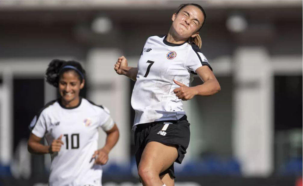 Costa Rica beat debutants Cuba in the first Group B game at the CONCACAF Women's Championships in Texas ©CONCACAF