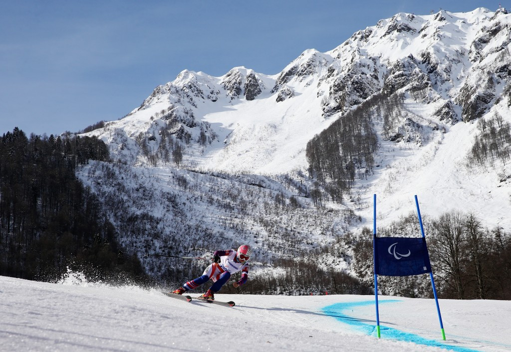 Alpine skiing is one of six sports on the programme for Pyeongchang 2018