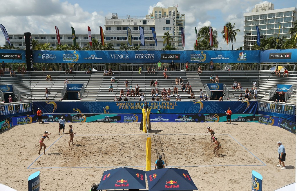United States double over Brazil at FIVB World Tour Finals