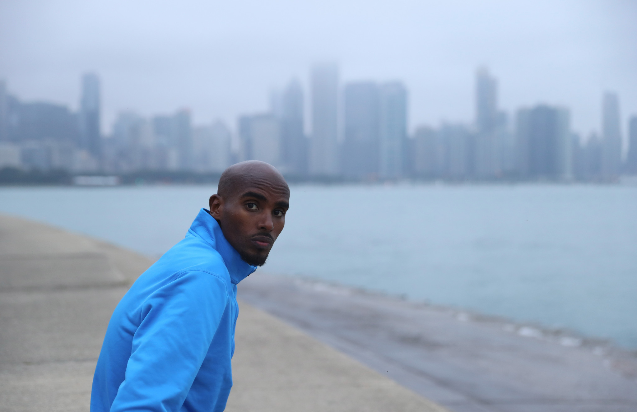 Farah and previous winners among strong start-list for Chicago Marathon