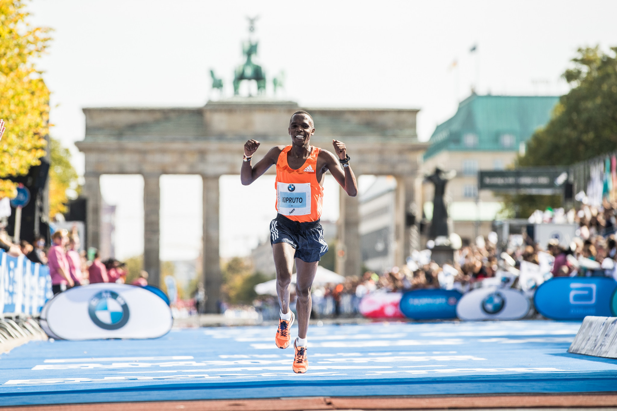 Berlin Marathon will not go ahead on scheduled date due to pandemic