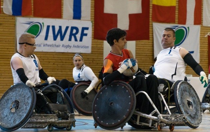 IWRF European Division B Championships set to begin in Finland