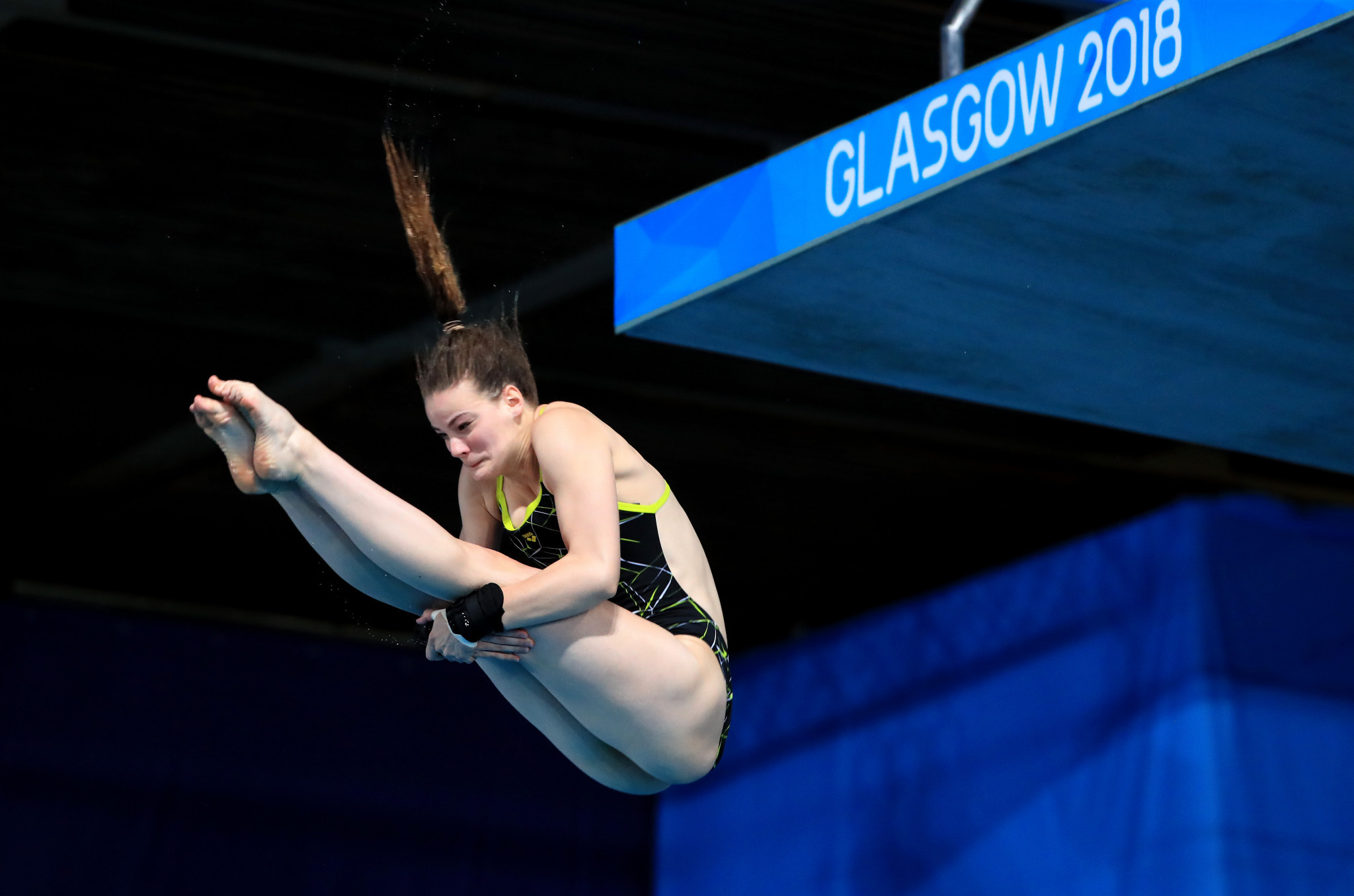Elena Wassen earned a bronze medal at the Glasgow 2018 European Championships ©Getty Images