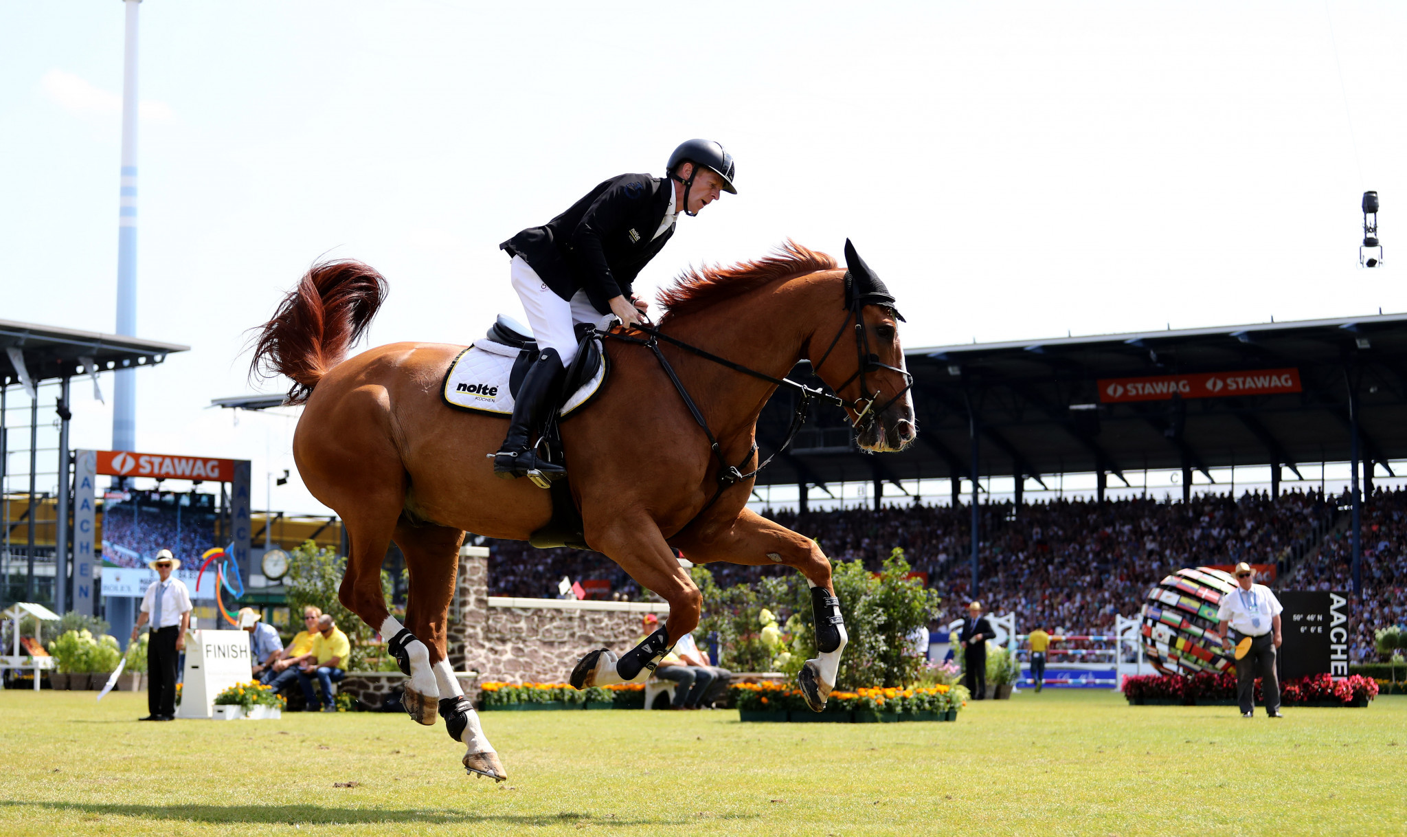 Germany wins Challenge Cup at FEI Jumping Nations Cup Final
