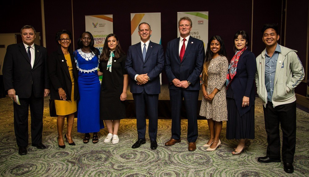 Athletes from South Sudan, Canada, Philippines and Israel will receive advice from a group of experts under a scheme launched by Service of Humanity's Young Leaders Mentoring Program ©SSH
