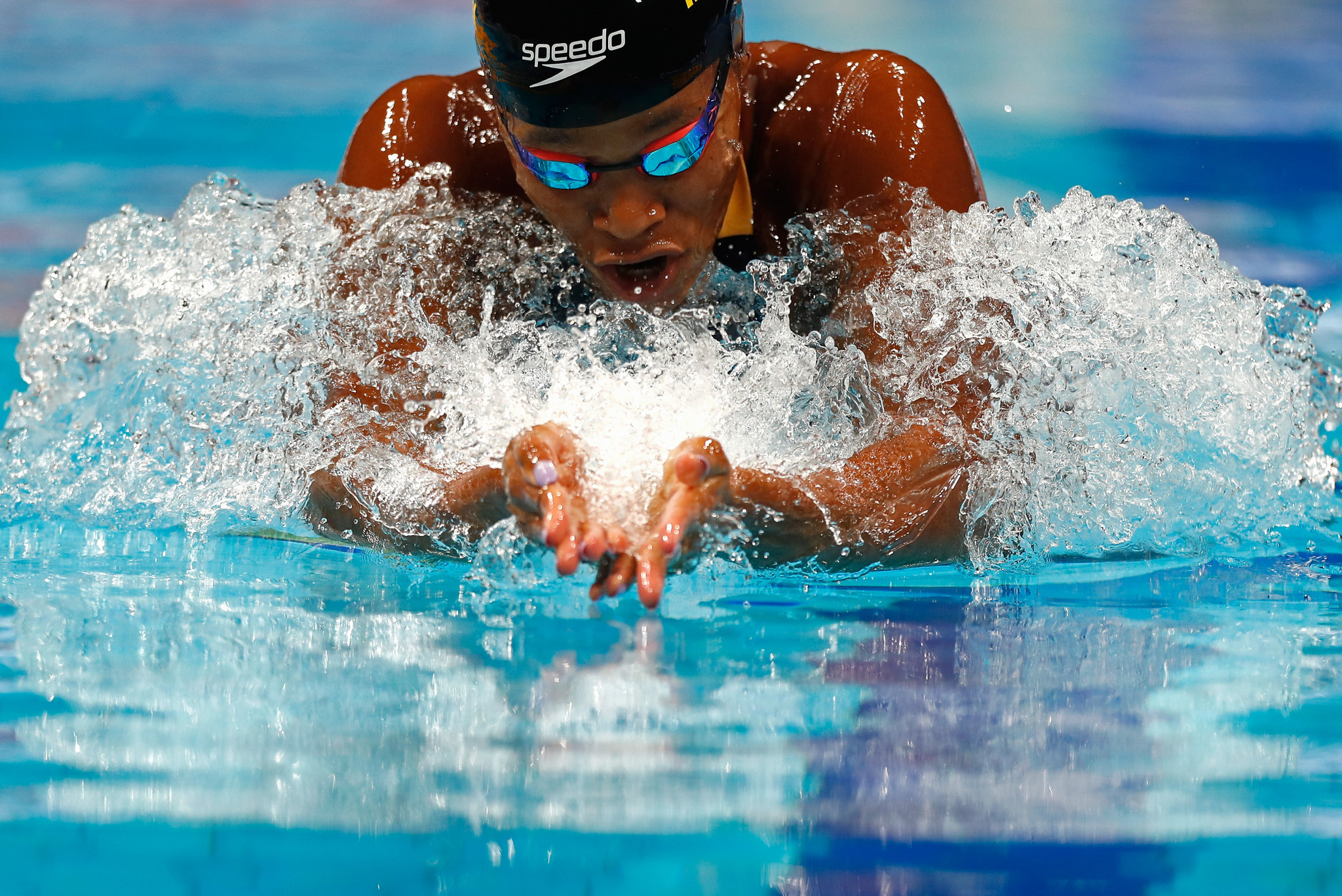 World records broken on final day of FINA Swimming World Cup