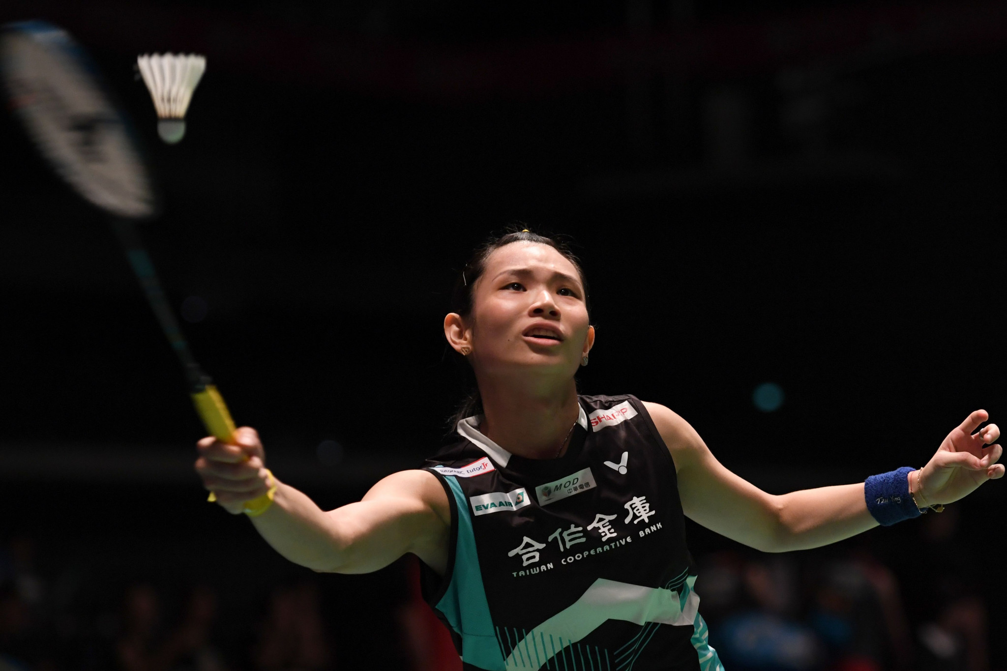 Tzu Ying Tai won the women's singles title at her home tournament ©Getty Images