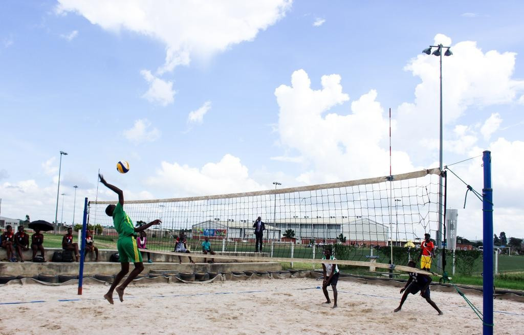 Volleyball administrators workshop held by National Olympic Committee of Zambia