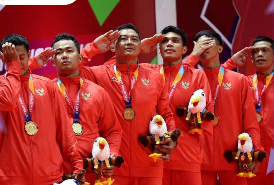 China most successful nation on first day of 2018 Asian Para Games