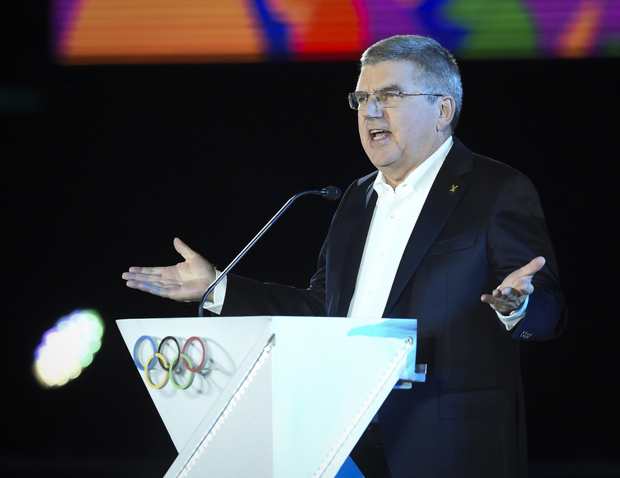 IOC President Thomas Bach will preside over the Session ©Getty Images