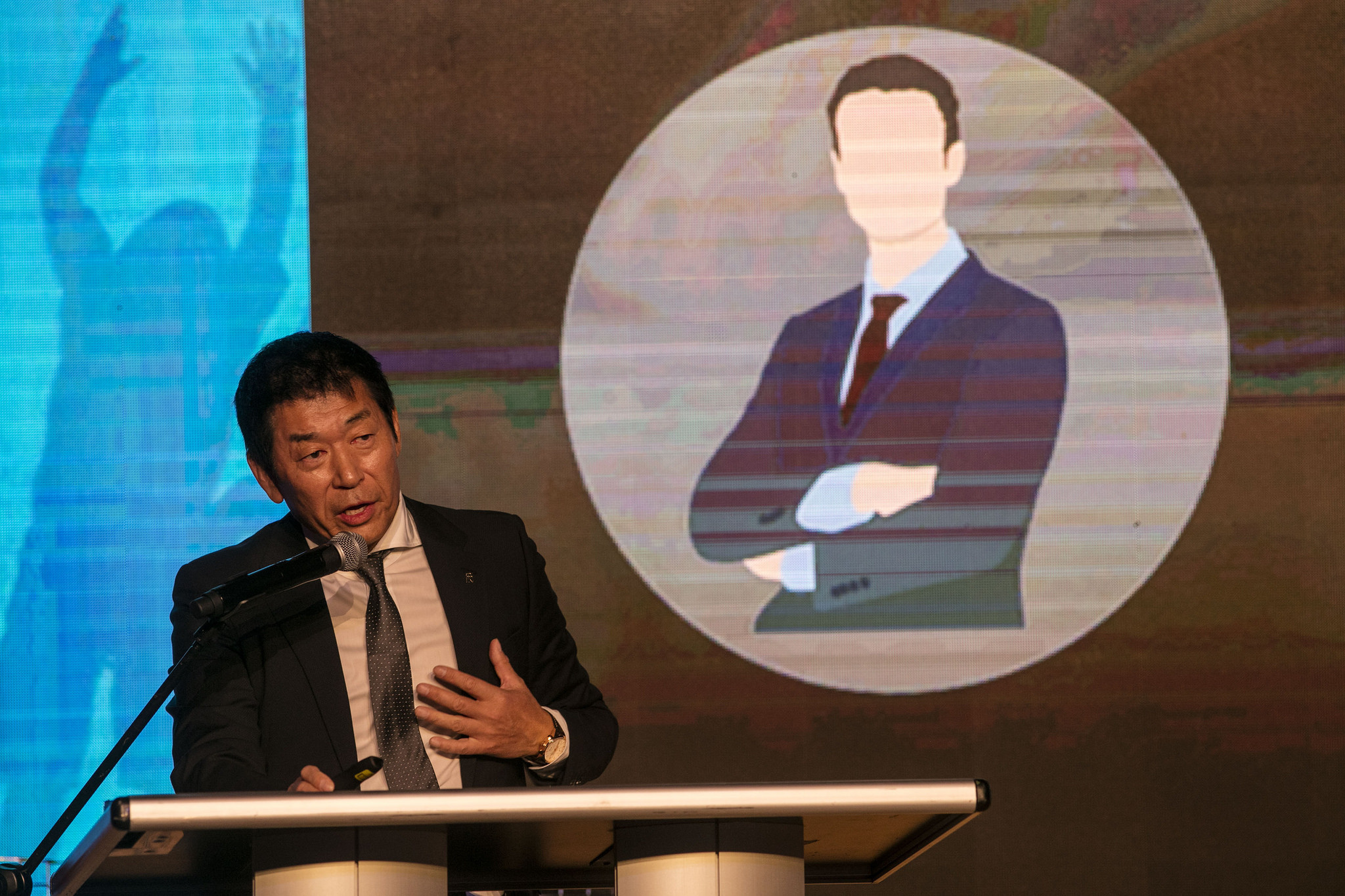 FIG President Morinari Watanabe is among the nine officials due to be confirmed as an IOC member ©IOC