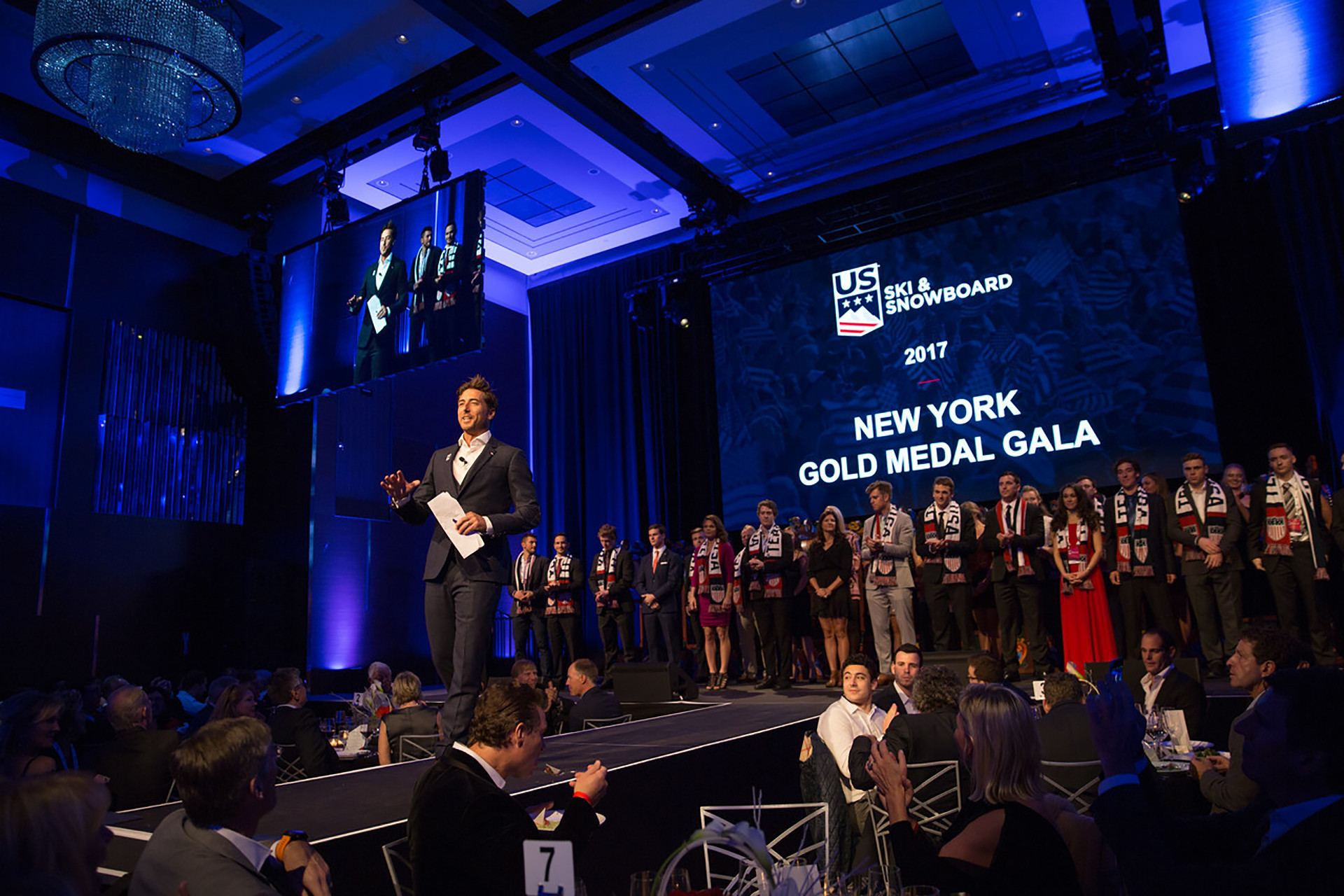 New York City gala dinner to raise funds for U.S. Ski & Snowboard set to sell-out