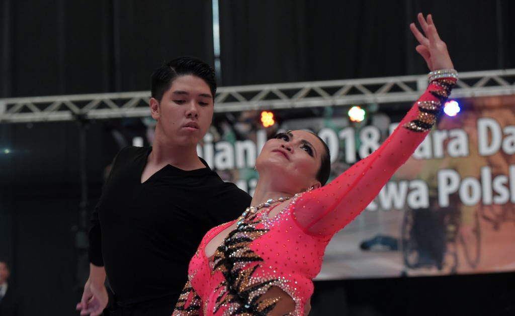 Philippines impress at Beigang Para Dance Sport Open