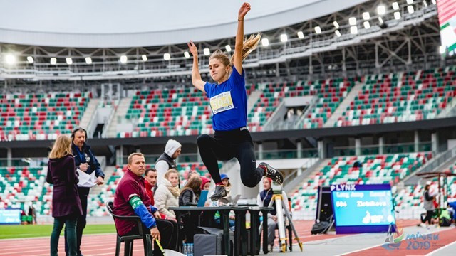 "European Athletics President Svein Arne Hansen believes that ""Dynamic New Athletics"" could be developed and rolled out to schools after Minsk 2019 ©European Athletics"