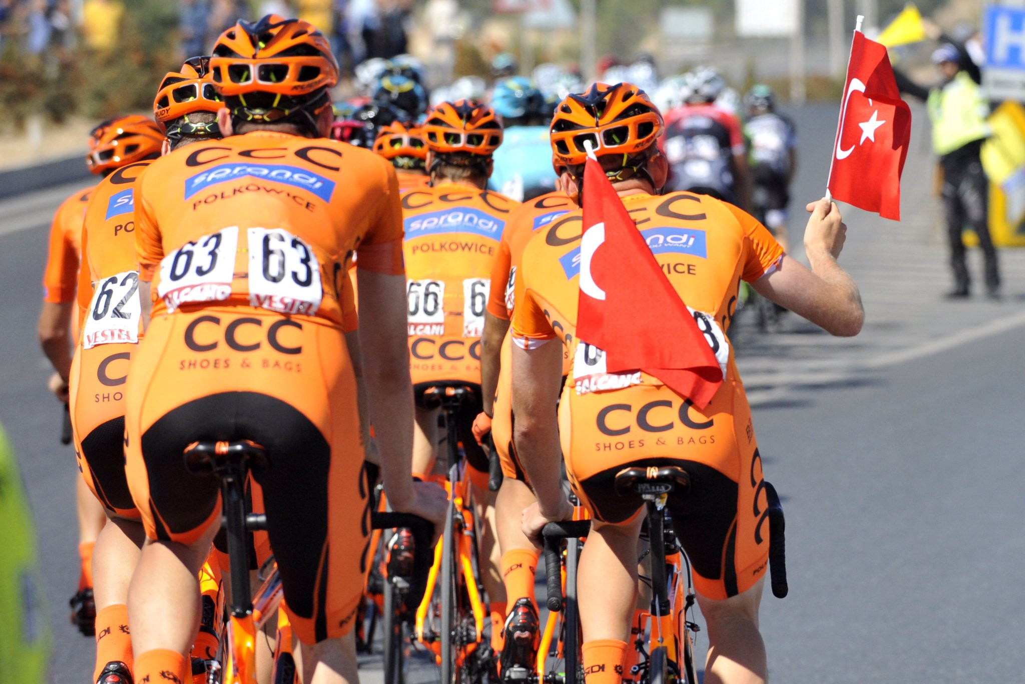The 54th Presidential Cycling Tour of Turkey is due to start tomorrow ©Tour of Turkey