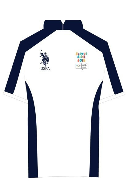 U.S. Polo Assn will be the official apparel supplier of the polo at the Summer Youth Olympic Games ©USPAGL