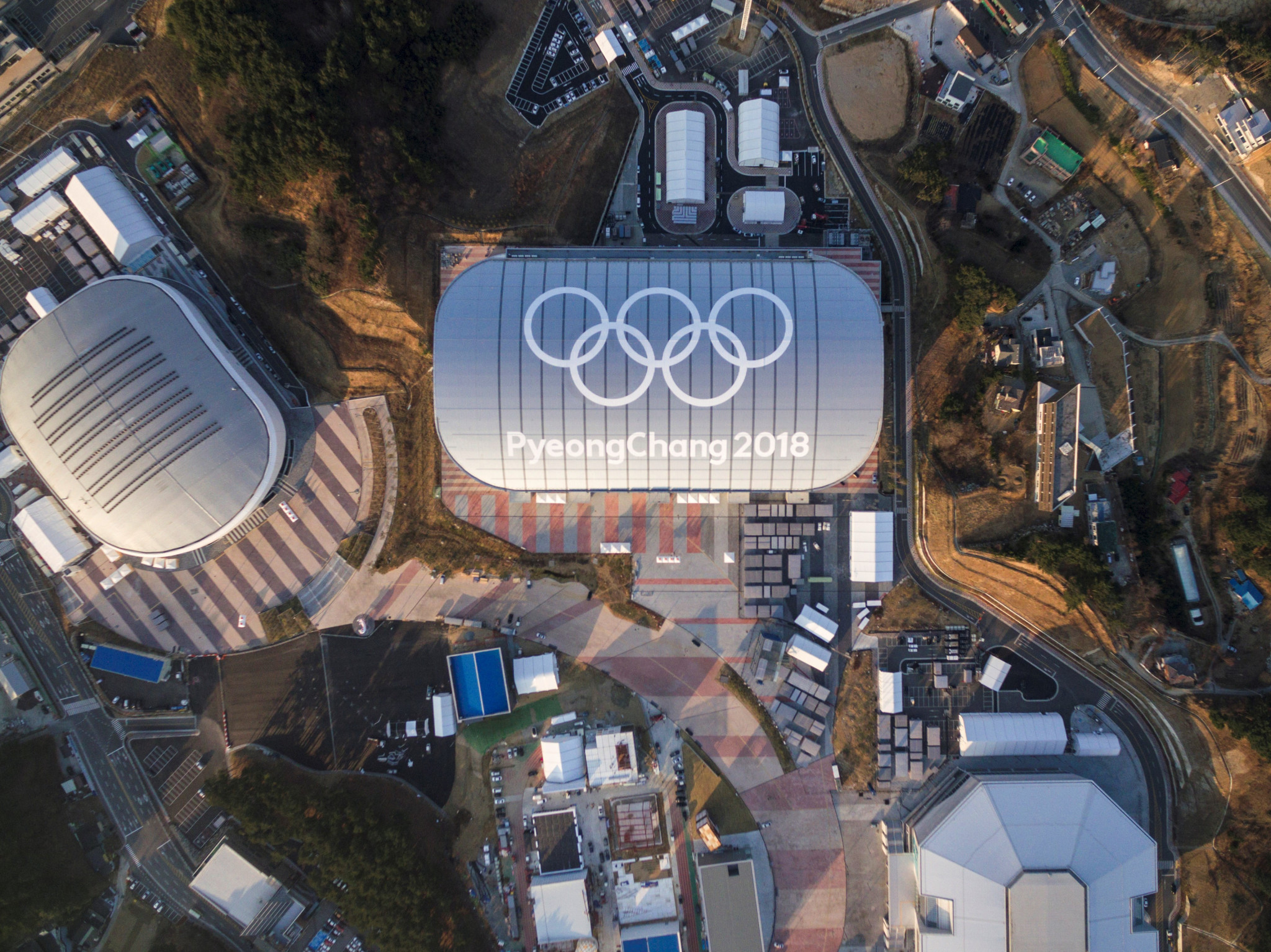 The Gangneung Hockey Centre and the Gangneung Oval currently have no finalised legacy plan ©Getty Images