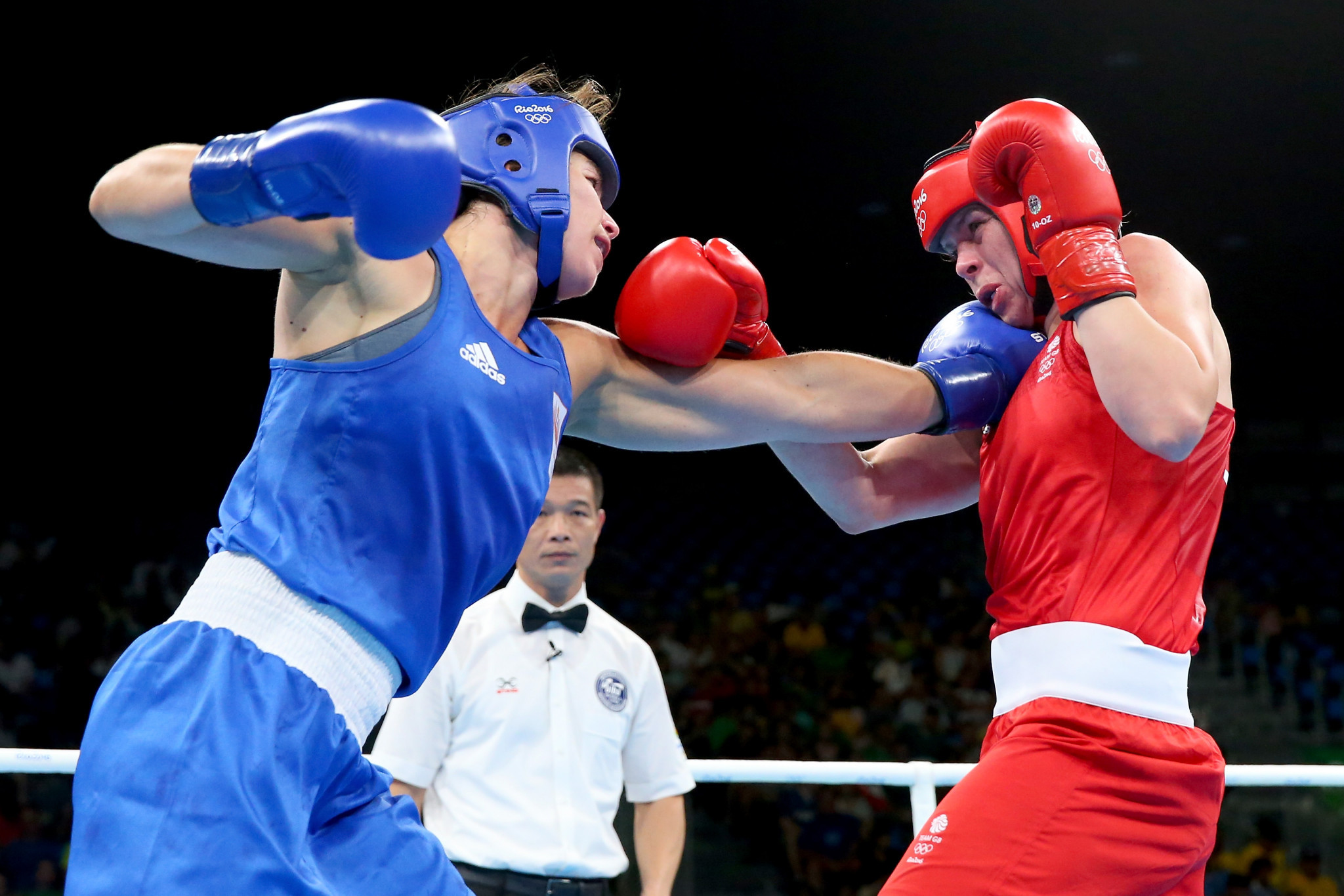 A new federation could feasibly be established to run the Olympic boxing competition at Tokyo 2020 ©Getty Images