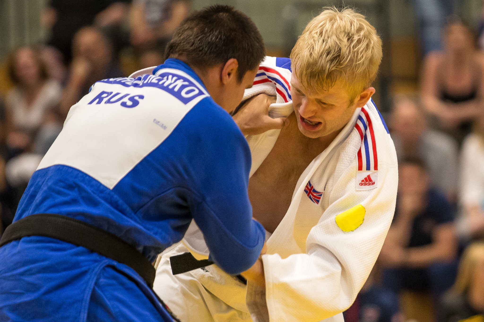 British Judo have named a team of eight athletes including five Paralympians, for the 2018 IBSA Judo World Championships ©GB Judo