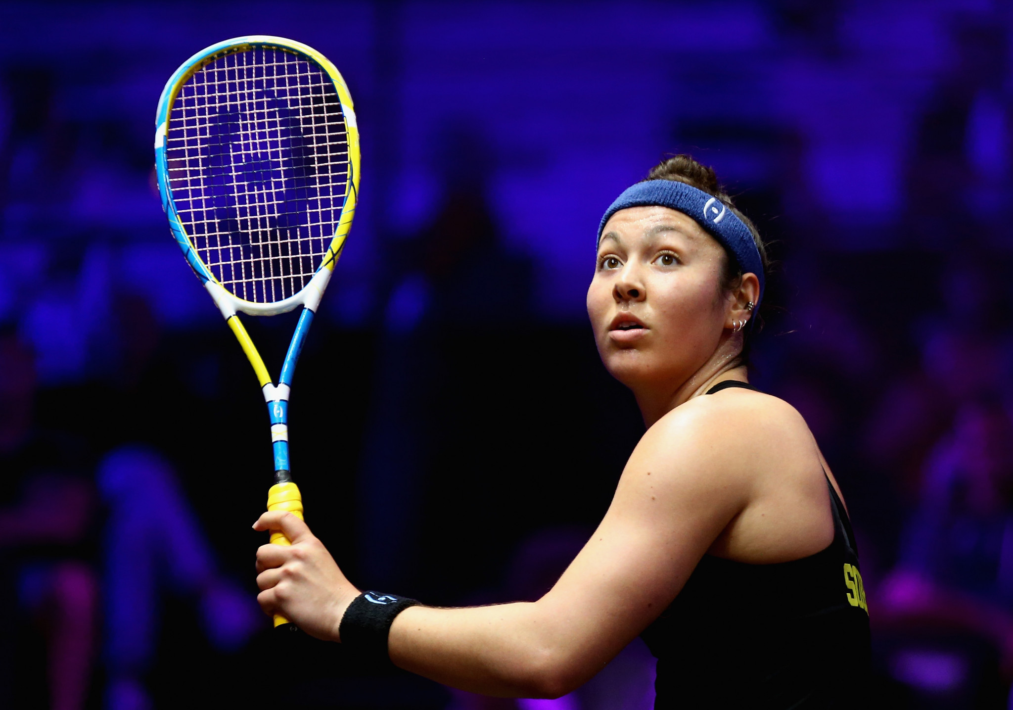 Defending champion El Tayeb eliminated from PSA US Open