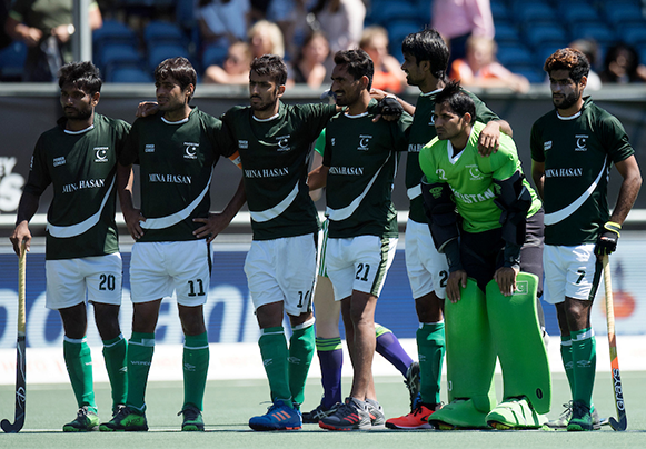 Pakistan currently have nowhere to play their Pro League home matches after failing to reach an agreement with Scottish Hockey ©FIH