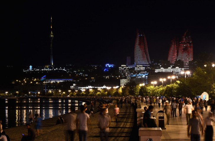 José Garcia believes the inaugural European Games could leave a strong legacy in Baku