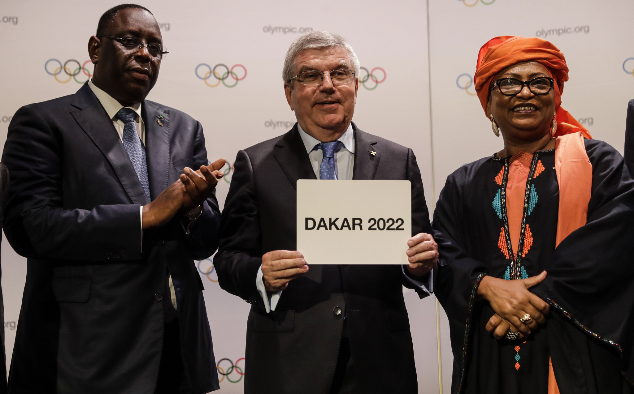 Dakar was announced as the host the 2022 Summer Youth Olympic Games yesterday ©Getty Images