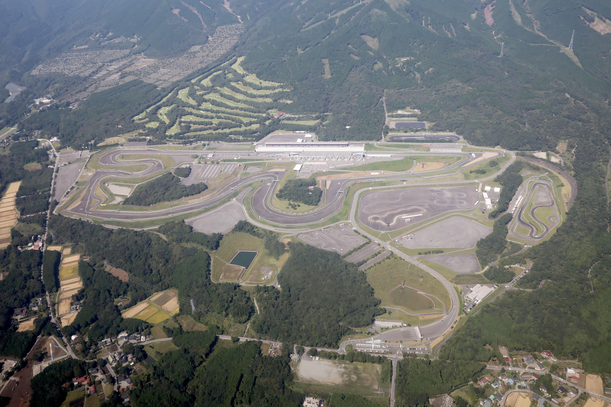 The routes for the Tokyo 2020 Olympic cycling individual time trial event and the Paralympic cycling road race, individual time trial and team relay events will start and end at the Fuji Speedway motor racing circuit ©Tokyo 2020
