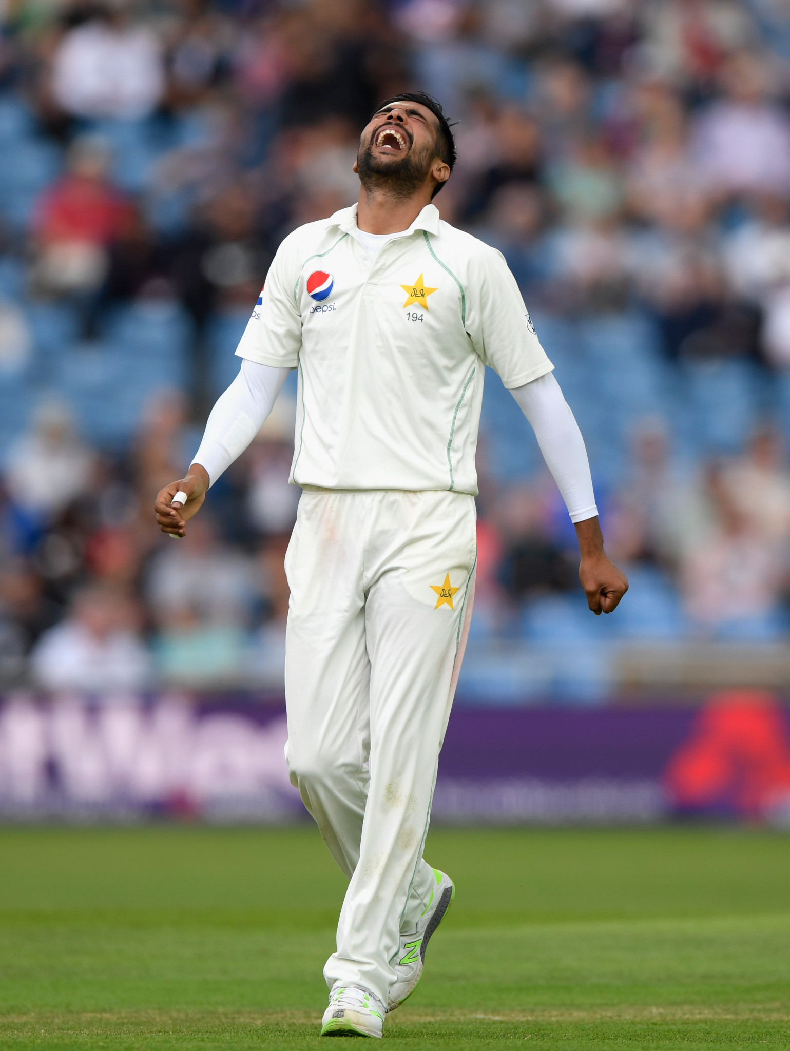 Pakistan's Mohammad Amir pleaded guilty to match fixing during a test at Lord's in 2011 and was given a six month jail term under UK law ©Getty Images