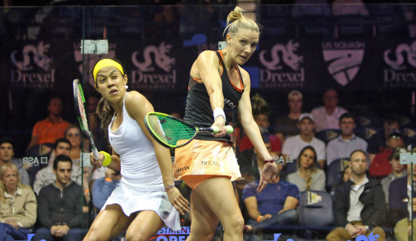 Farag continues title defence at PSA US Open