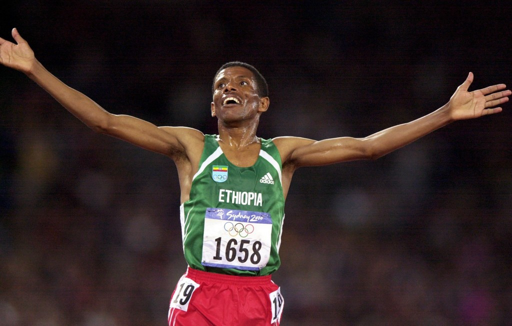 The event had been due to be the final competitive race of the two-time Olympic champion's career