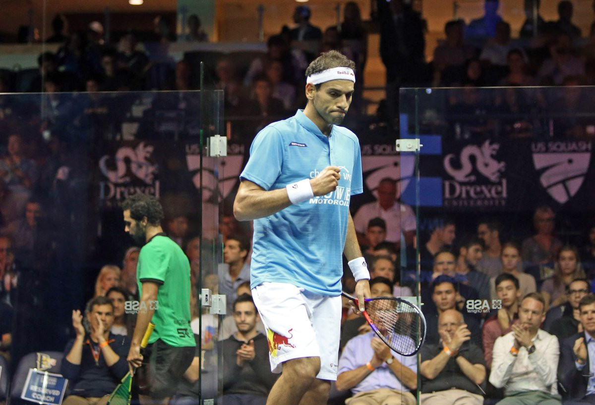 World number ones through to semi-finals at PSA US Open