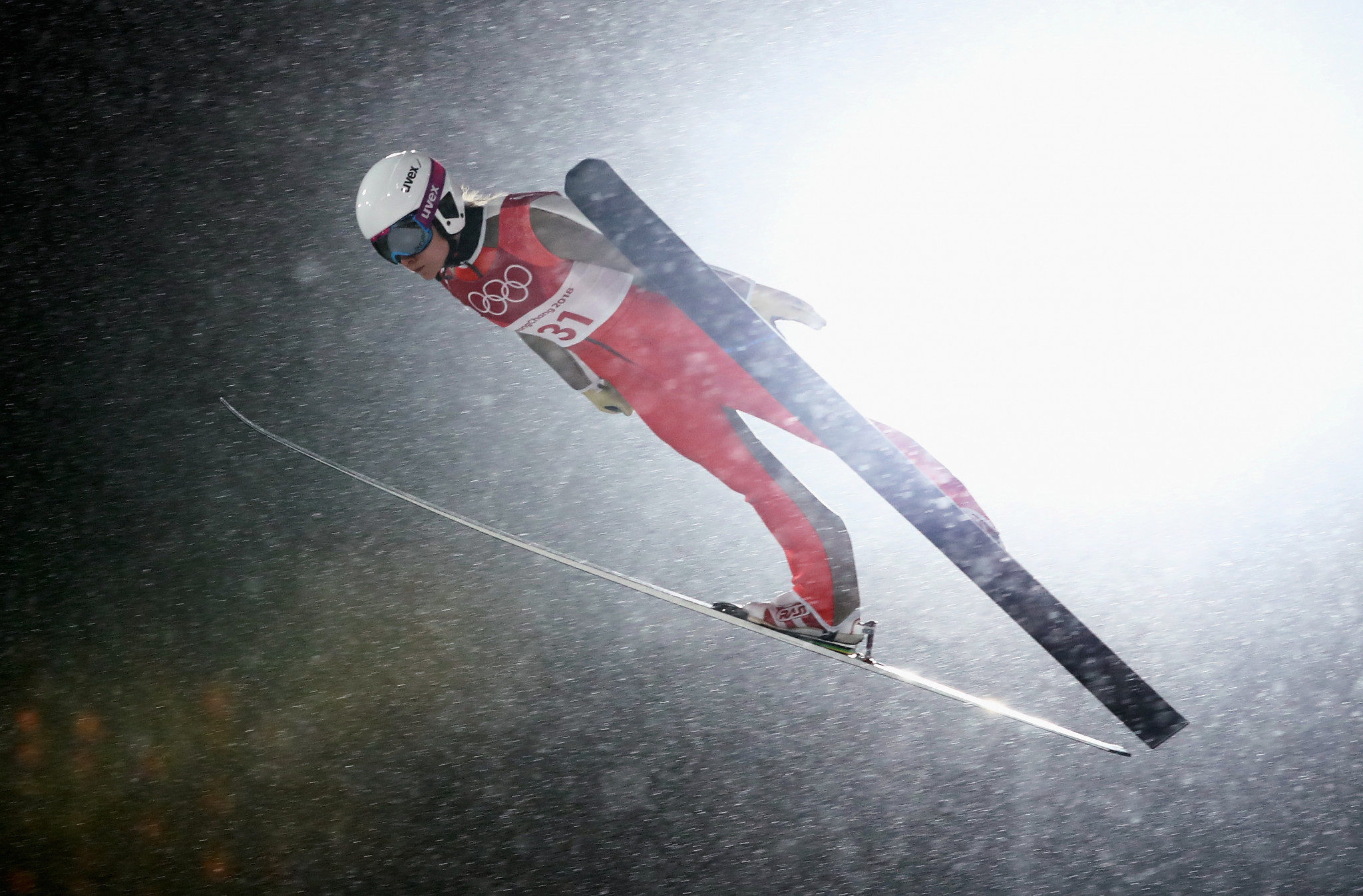 Russian ski jumper Avvakumova takes year out from competing
