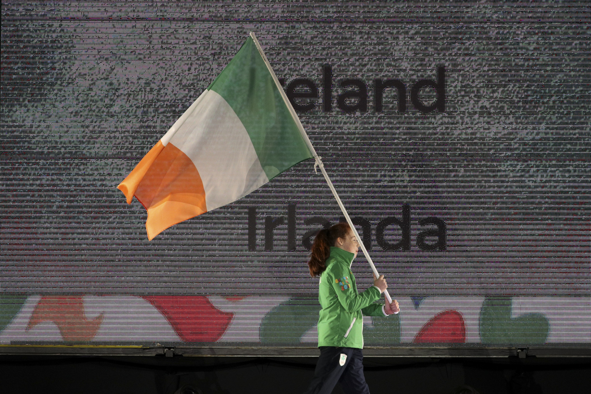 Ireland has set a target of 20 medals for Los Angeles 2028 ©Getty Images
