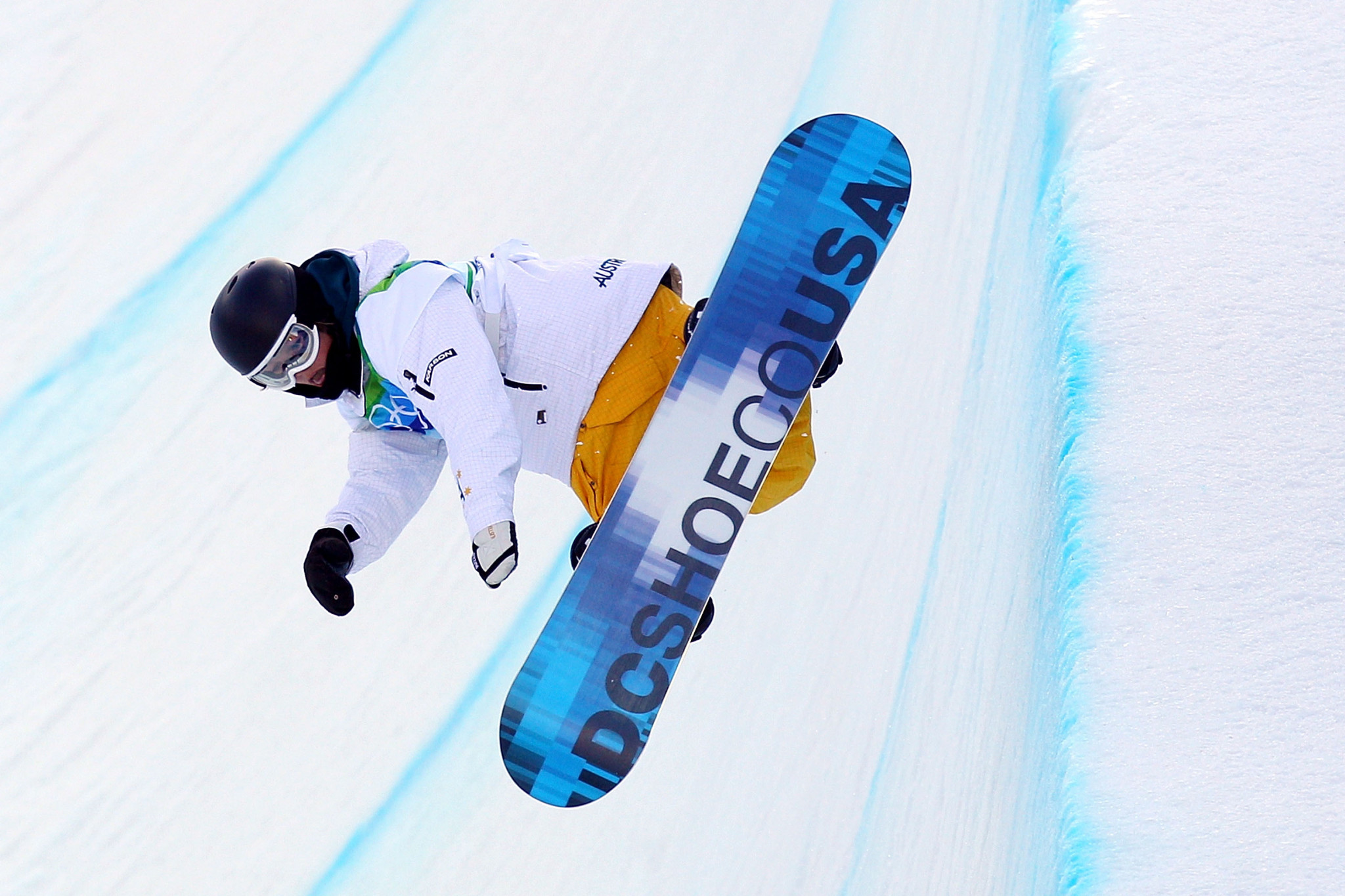 SSA hope the money will help them develop more athletes like Scott James, who won bronze in the men's halfpipe at Pyeongchang 2018 ©Getty Images