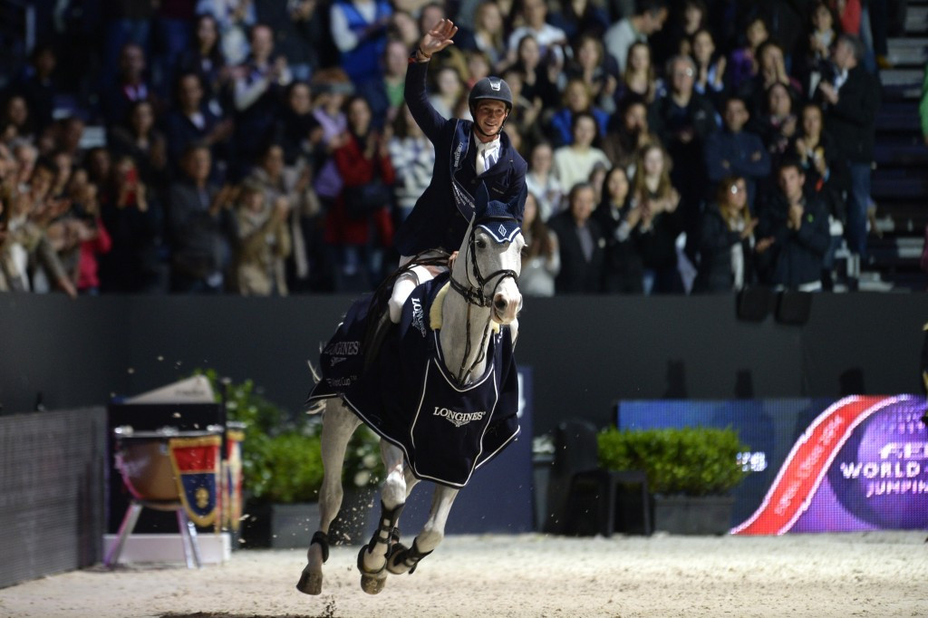 Gothenburg, Las Vegas and Paris bid to host FEI jumping and dressage finals in 2018