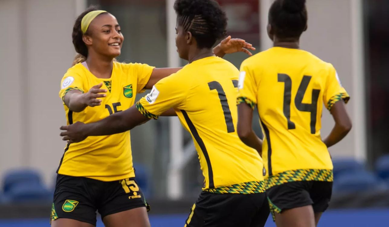 Jamaica thrashed Cuba 9-0 today to qualify for the CONCACAF Women's Championship semi-finals, as Canada advanced as Group B winners ©CONCACAF