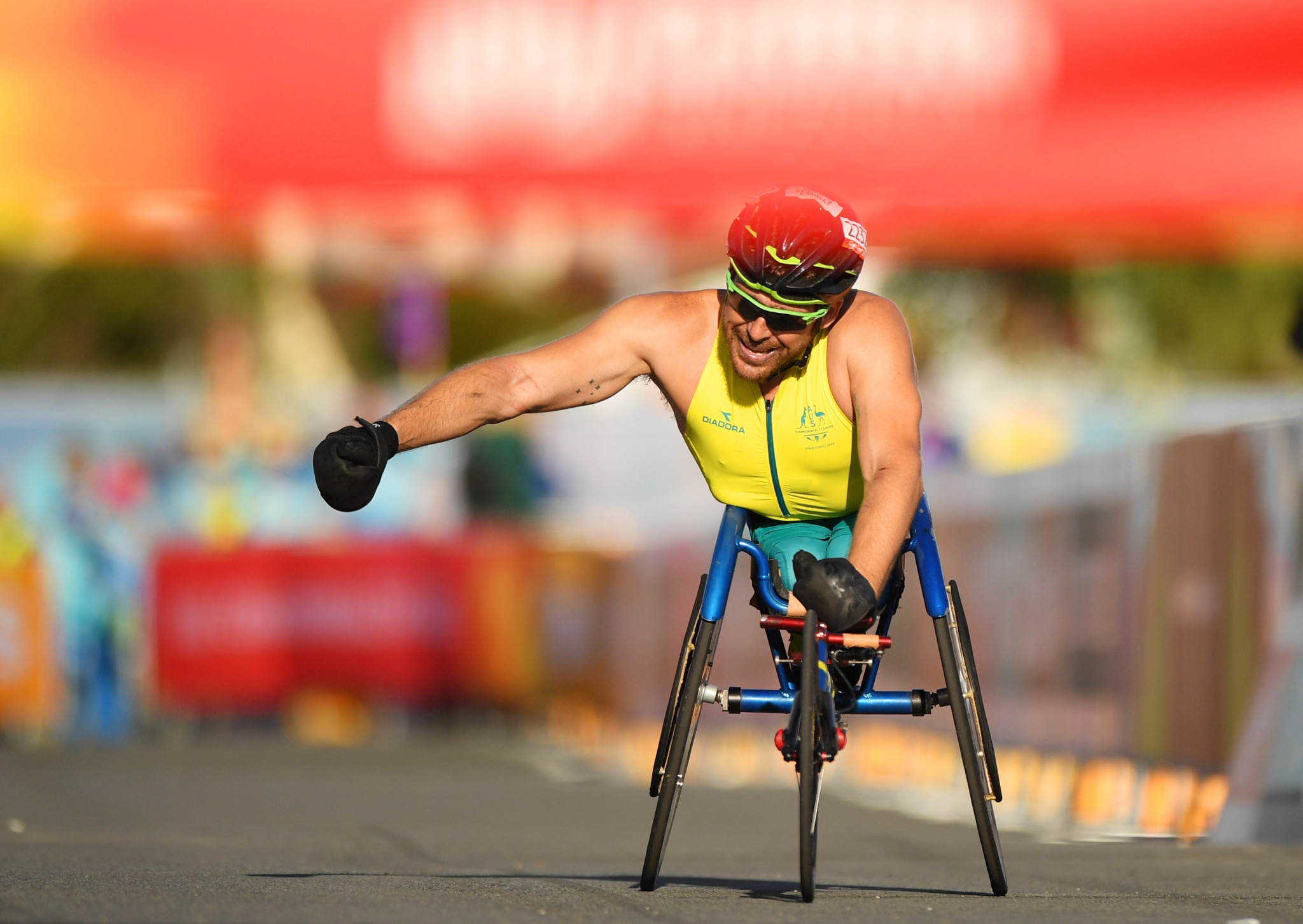 Fearnley becomes first Para-athlete to win prestigious Australian award