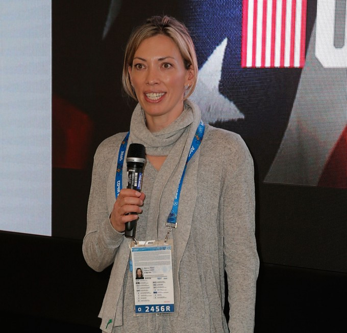 """Beckie Scott has claimed she was """"bullied"""" by Olympic Movement officials at the key WADA meeting ©Getty Images"""