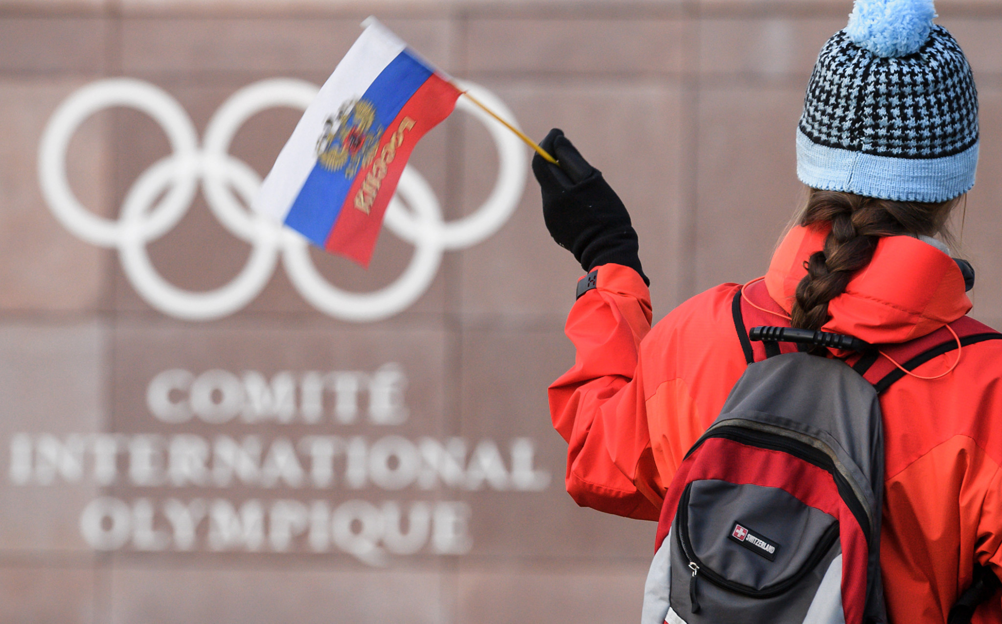 Russia's reinstatement into the Olympic Movement has been described as