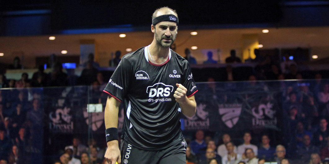 Rösner beats defending champion to become only non-Egyptian in PSA US Open finals