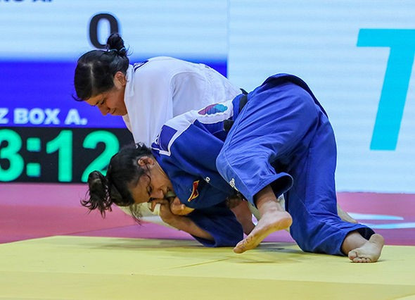 Unseeded Spaniard Perez Box wins maiden IJF World Judo Tour title at Cancún Grand Prix