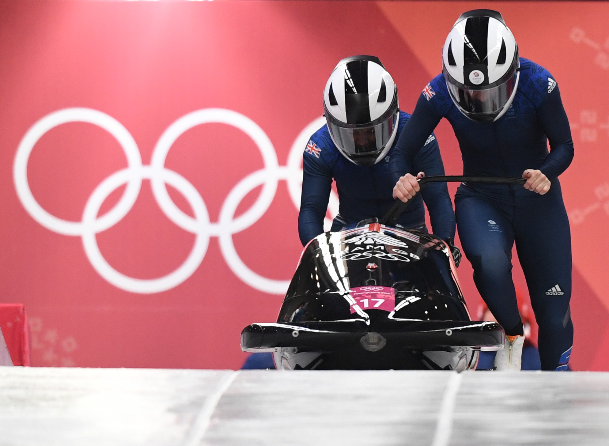 British team announced for bobsleigh season without Moore and Tasker